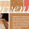 Website copywriting for home remodeling company