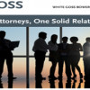 Website copywriting for a law firm